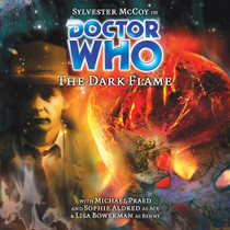 The Dark Flame Audio CD - Big Finish #42