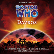 Davros Audio CD - Big Finish #48