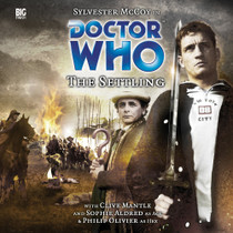 The Settling Audio CD - Big Finish #82 (2 CDs Plus Bonus Disc)