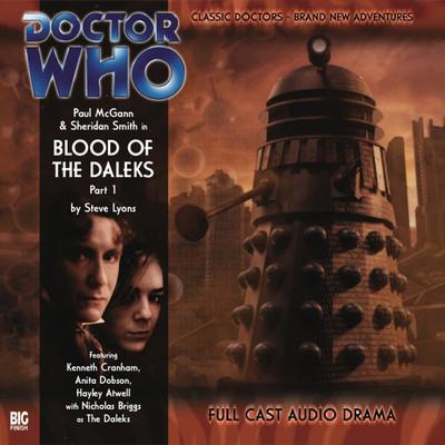 Eighth doctor adventures amazon