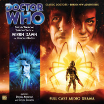 The Eighth Doctor Adventures 3.4 - Wirrn Dawn Big Finish Audio CD