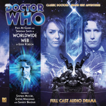 The Eighth Doctor Adventures 3.8 - Worldwide Web Big Finish Audio CD