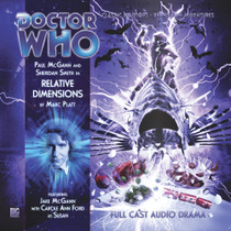 The Eighth Doctor Adventures 4.7 - Relative Dimensions - Big Finish Audio CD