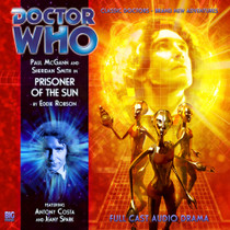 The Eighth Doctor Adventures 4.8 - Prisoner of the Sun Big Finish Audio CD