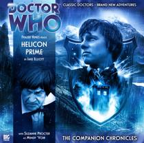 Companion Chronicles - Helicon Prime Big Finish Audio CD 2.2