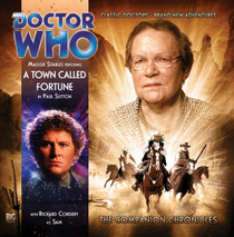 Companion Chronicles - A Town Called Fortune - Big Finish Audio CD 5.5