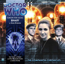 Companion Chronicles - Binary - Big Finish Audio CD 6.9