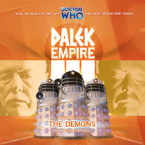 Dalek Empire: The Demons- Big Finish Audio CD