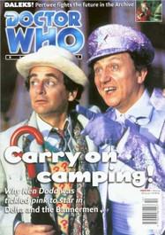 Doctor Who Magazine #301