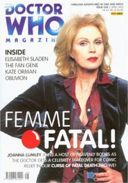 Doctor Who Magazine #328