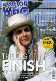 Doctor Who Magazine #339