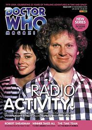 Doctor Who Magazine #349