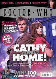 Doctor Who Magazine #387