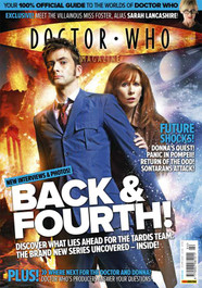 Doctor Who Magazine #394