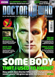 Doctor Who Magazine #449