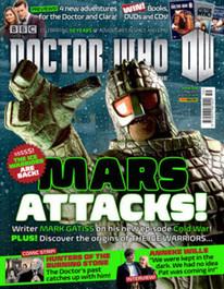 Doctor Who Magazine #459 - The Ice Warriors Return