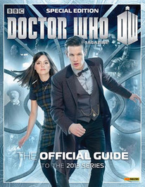 Doctor Who Magazine Special #37 - Official Guide to the 2013 Series (132 pages)