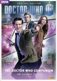 Doctor Who Magazine Special #33 - The 11th Doctor - Part 6