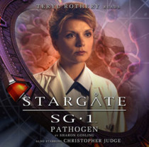 Stargate SG-1: Pathogen-Big Finish Audio CD (Audiobook)
