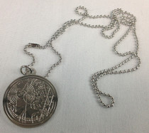 Master's Fob Watch Pendant