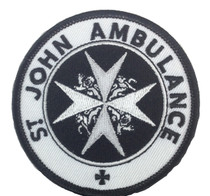St. John Ambulance Patch
