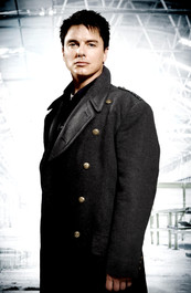 Captain Jack Torchwood Print