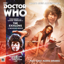 The 4th Doctor Stories #4.1 - Exxilons - Big Finish Audio CD