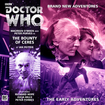 The Early Adventures #1.3 - THE BOUNTY OF CERES - Big Finish Audio CD