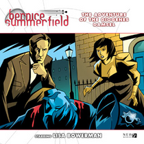 Bernice Summerfield: #9.3 The Adventures of the Diogenes Damsel - Big Finish Audio CD