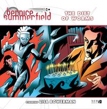 Bernice Summerfield: #9.4 The Diet of Worms - Big Finish Audio CD