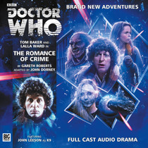 Big Finish Novel Adaptation: The Romance of Crime - #3