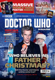 Doctor Who Magazine #481 Last Christmas Issue!