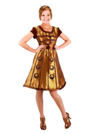 Dalek Constume Dress