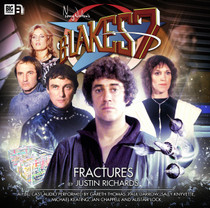 Big Finish Blake 7: Fractures Audio CD #1.1