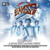 Big Finish Blake 7: Cold Fury Audio CD #1.5