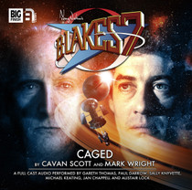 Big Finish Blake 7: Battleground Audio CD #1.6
