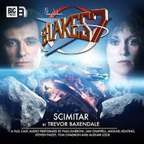 Big Finish Blake 7: Scimitar Audio CD #2.1