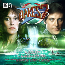 Big Finish Blake 7: Mindset Audio CD #2.3