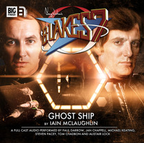 Big Finish Blake 7: Ghost Ship Audio CD #2.4