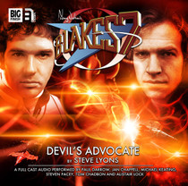 Big Finish Blake 7: Devil's Advocate Audio CD #2.5