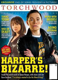 Torchwood Official Magazine Issue #3