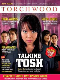 Torchwood Official Magazine Issue #4