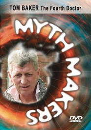 Myth Makers - Tom Baker (4th Doctor) - Reeltime Productions DVD