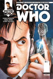 10th Doctor Titan Comics #8