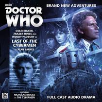 Last of the Cybermen Audio CD - Big Finish #199