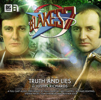 Big Finish Blake 7: Truth and Lies Audio CD #2.6