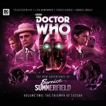 Bernice Summerfield: New Adventures Volume 2: The Triumph of Sutekh - Big Finish Audio Box Set