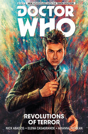 Titan Comics 10th Doctor Vol. 1: Revolutions of Terror