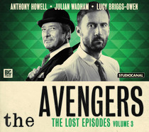 The Avengers - The Lost Episodes: Series 3 Boxed Set- Big Finish Audio CD
