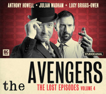 The Avengers - The Lost Episodes: Series 4 Boxed Set- Big Finish Audio CD